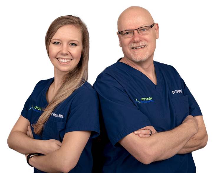 Concord endodontists Dr. Gell and Dr. Watts